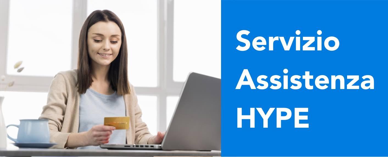 Servizio Assistenza HYPE