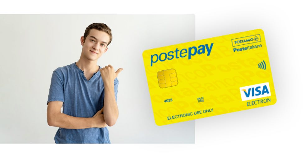 carta postepay junior