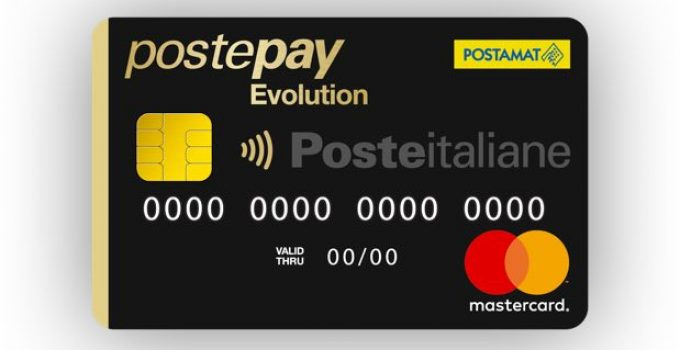 postepay evolution carta
