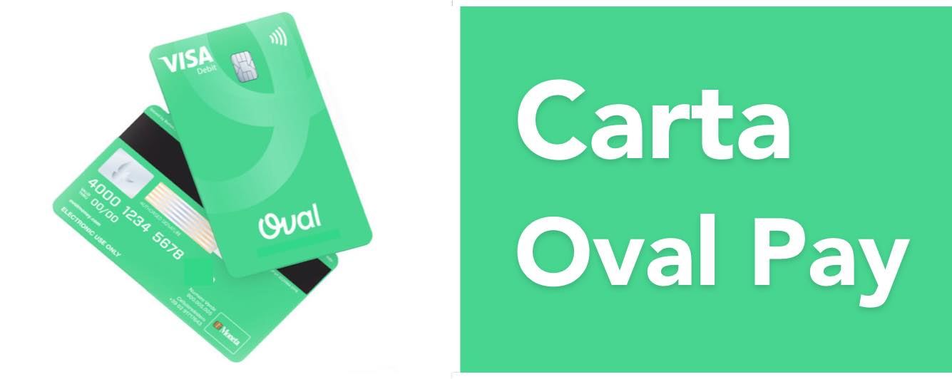 Carta Oval Pay