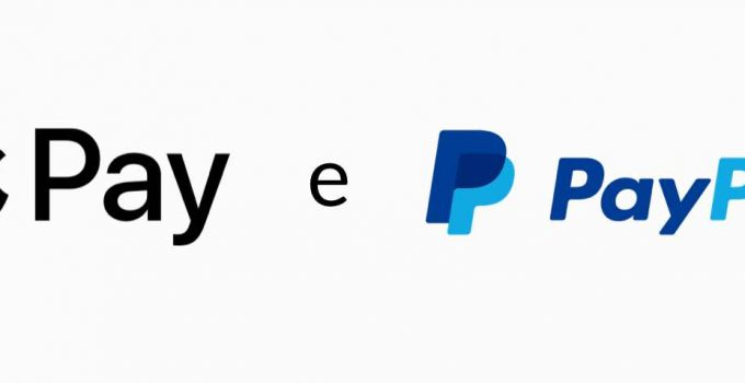 apple pay e paypal